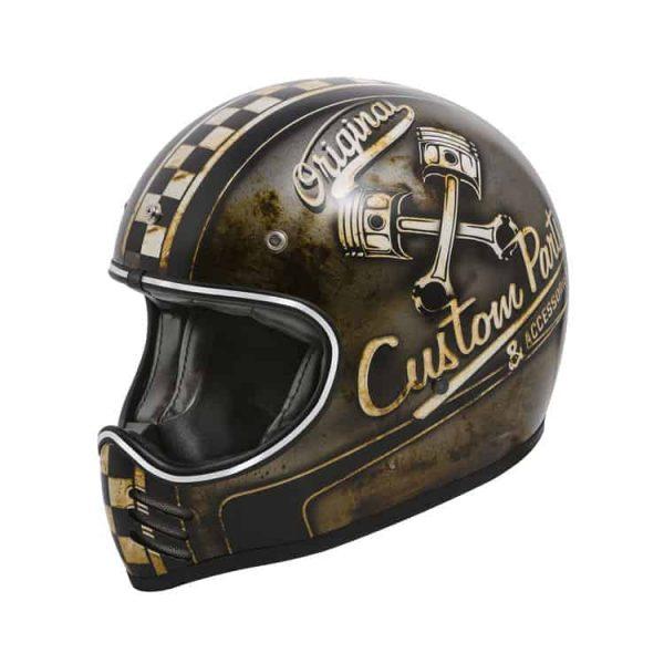 Smoked Garage Premier MX OP 9 BM Helmet