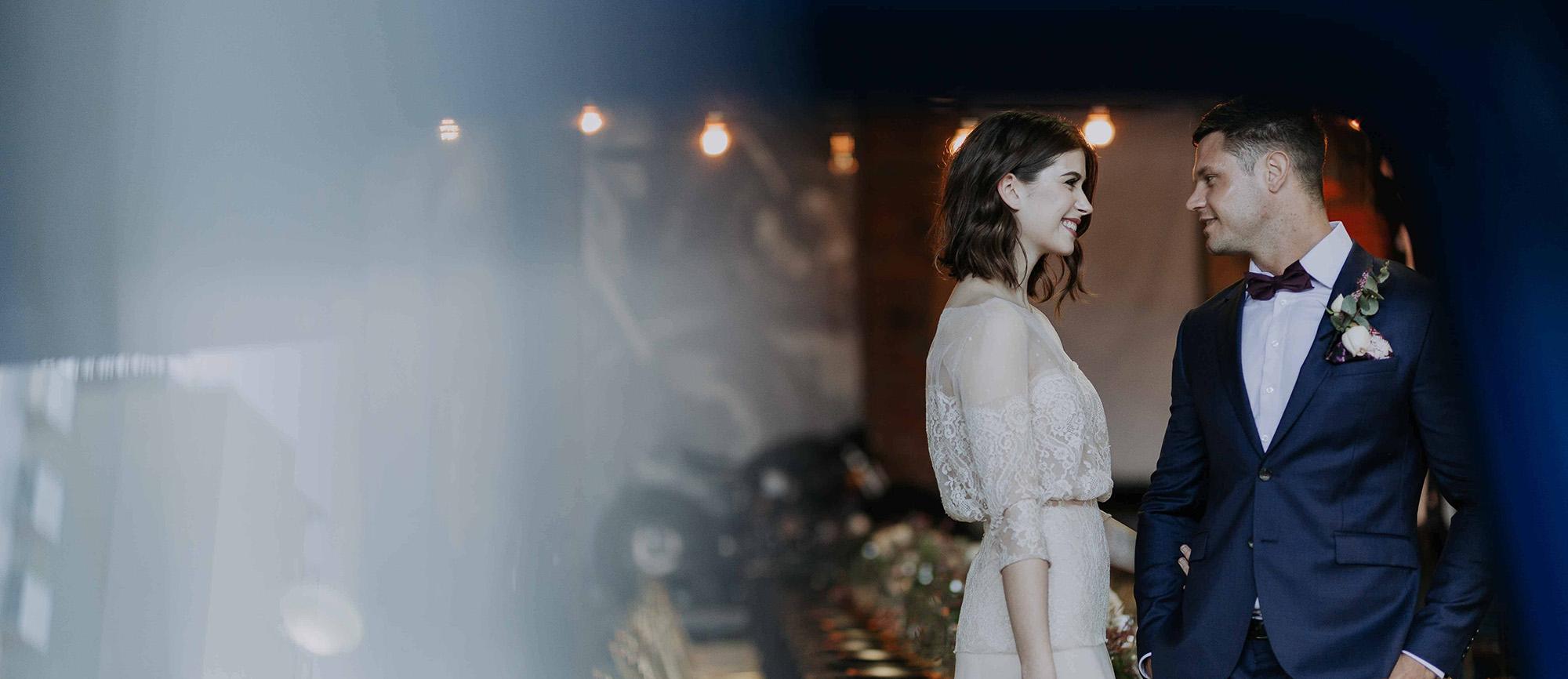 Smoked Garage Brisbane Weddings & Events