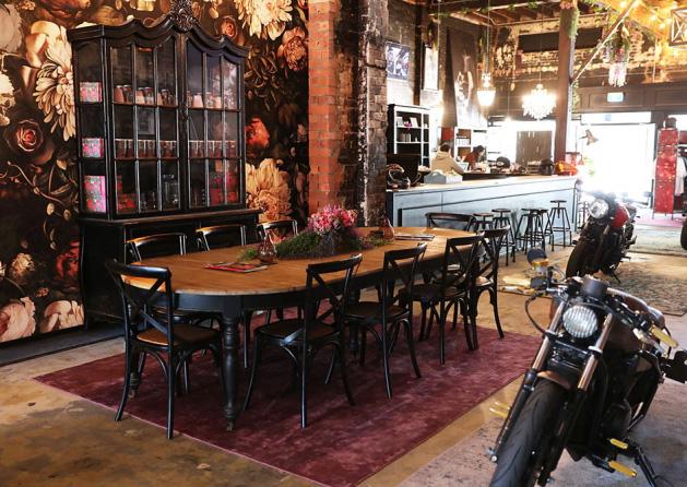 Wedding & Function Room Hire at Smoked Garage