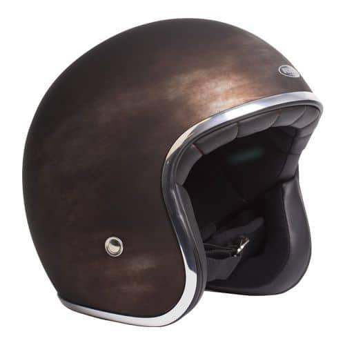 Smoked Garage RXT Rusty Open Face Helmet