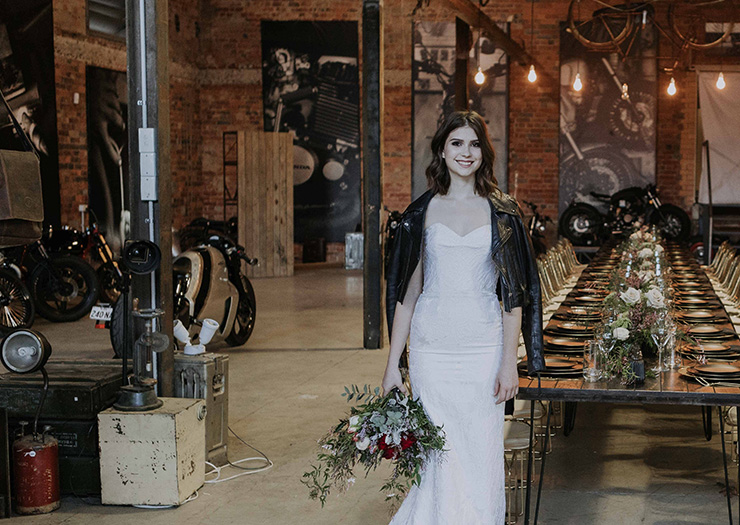 Brisbane Wedding Venue For Industrial Ceremonies