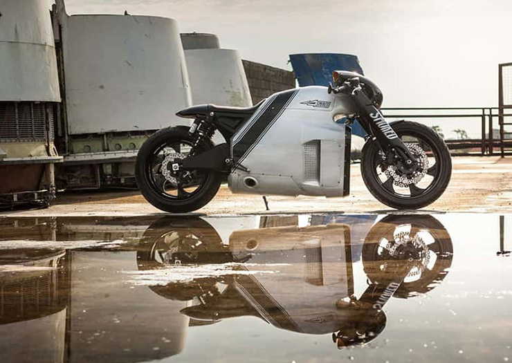 Custom Motorcycle Shop - Builds, Repairs & Apparel