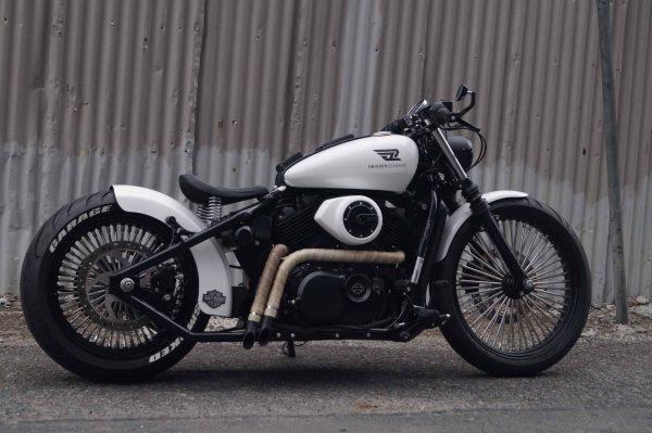 2016 Harley Davidson Street 500 - The Preacher