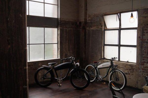 Smoked Garage Vallkree Electric Bikes
