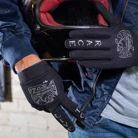 Eagle Racer Riding Gloves