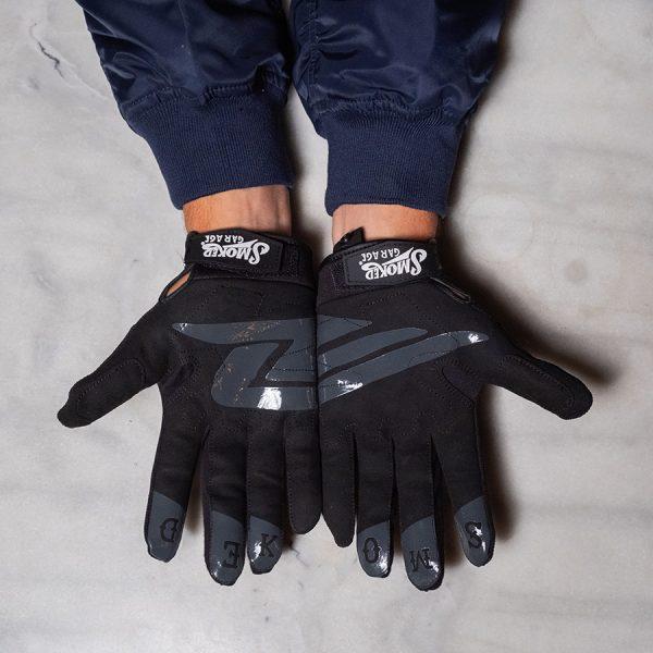 Eagle Racer Riding Gloves Under