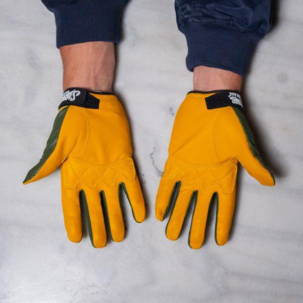 Insitu Riding Gloves Bottom - Smoked Garage