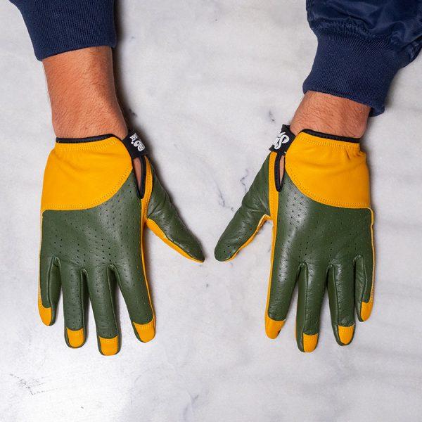 Insitu Riding Gloves - Smoked Garage