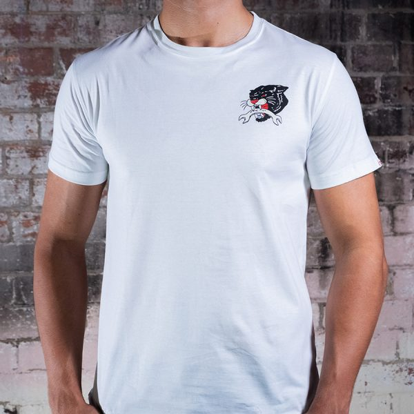 Smoked Cougar Tee Front