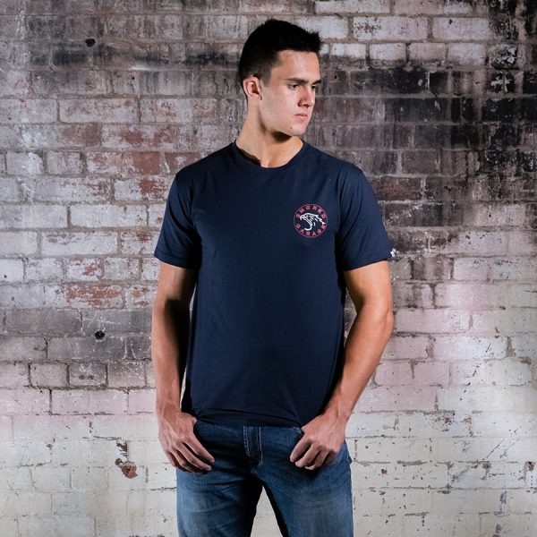 Smoked Eagle Tee Front Wide