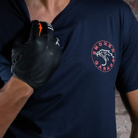 Smoked Eagle Tee Pocket