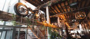 Smoked Garage Cafe & Bar in The Valley Brisbane