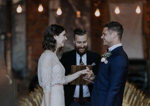 Smoked Garage Weddings Ceremonies Brisbane