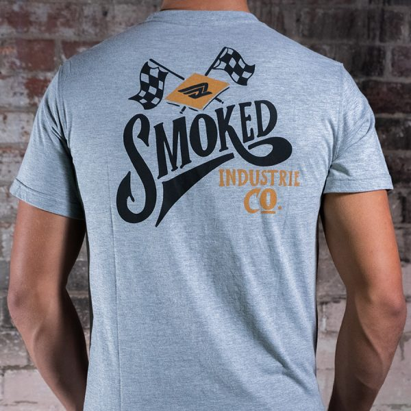 Smoked Industrie Co Back