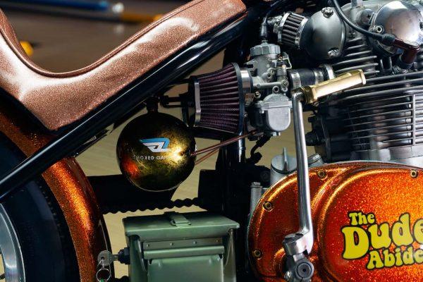 The Dude Abides 1981 Yamaha XS650