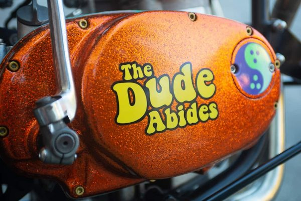 The Dude Abides 1981 Yamaha XS650