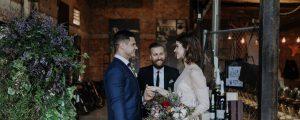 Brisbane Weddings & Event Hire - Smoked Garage