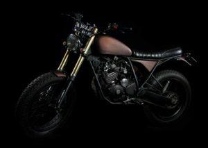 Smoked Garage Bike Projects