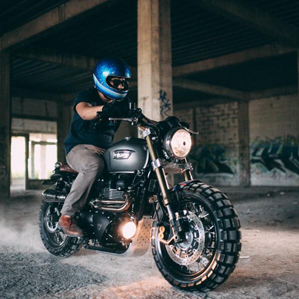 Smoked Garage Bike Build Template