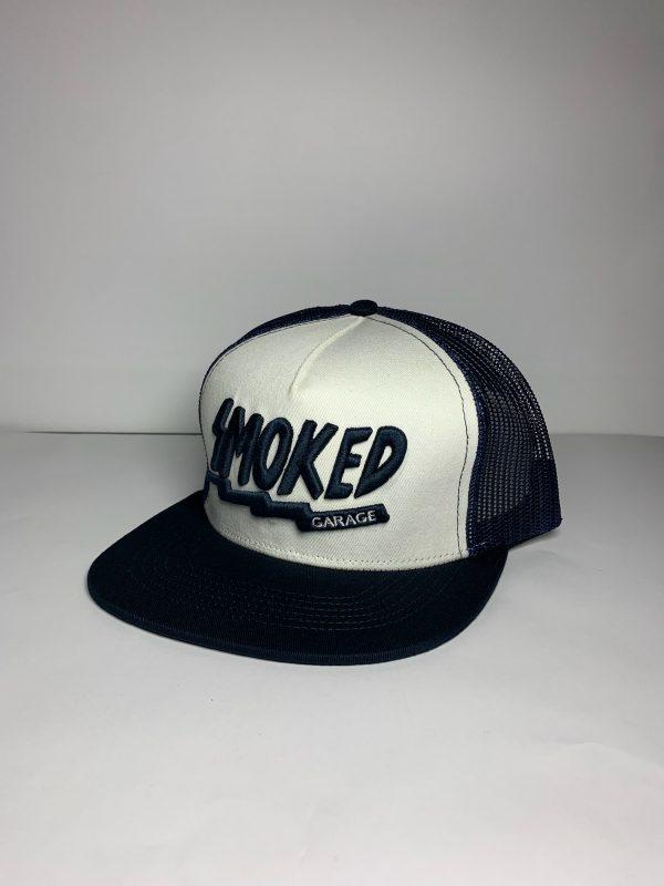 Smoked Garage Smoked Garage Black/White Hat